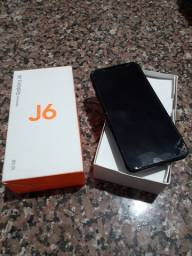Título do anúncio: Vendo Galaxy J6 32G
