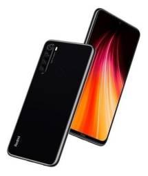 Celular Smartphone Redmi Note 8 64Gb - Cor Preto - Point Mi