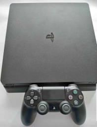 PS4 Slim 1TB + 07 Jogos ( Ate 12x com acresimo )