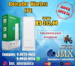 Roteador Wireless CPE!!