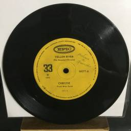 EP - Vinil - Compacto Simples - Christie - Yellow River / Down The Mississippi Line