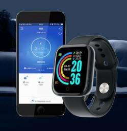 Smartwatch y68/D20 a prova d'água