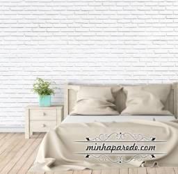 Papel de parede vinílico autocolante