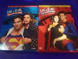 Título do anúncio: Lois & Clark As Aventuras do Superman - DVD Box
