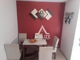 Título do anúncio: Apartamento à venda, 62 m² por R$ 280.000,00 - Glória - Macaé/RJ