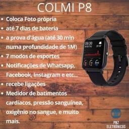 COLMI P8 Smart match