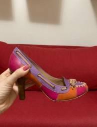 Sapato Salto Arezzo