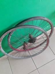 Aro aero bicicleta