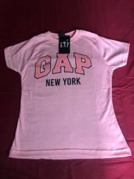 Título do anúncio: Camiseta Feminina GAP