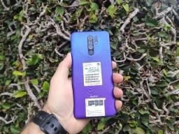 Título do anúncio: Xiaomi redmi 9 4/64gb Purple