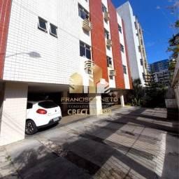 Aluguel - Apartamento 100m2 - 3 quartos mais dependência completa em Boa Viagem