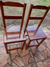 Título do anúncio: Cadeiras rusticas