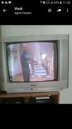 Vendo tv tubo funcionando muito bem 80.00