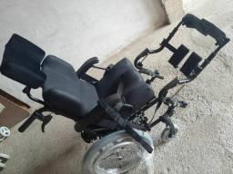 Cadeira de Rodas Freedom Reclinável
