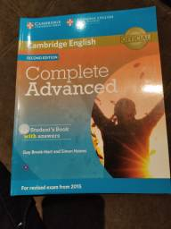 Complete Advanced Sb Without Answers With Cd-rom With Test