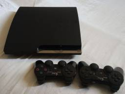 Vendo ps3 destravado