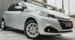 Peugeot 208 1.6 Automático 2018 Teto Panorâmico, Único dono, IPva 2021 Pago !