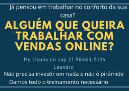 Consultor de vendas online