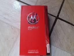 Moto z2 play caixa