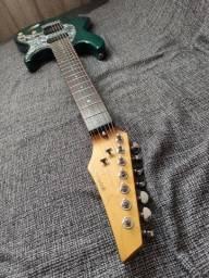 Guitarra samick raridade 7 cordas