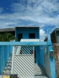 Alugo casa em jaua , rua tranquila a 500 mets da praia 1,-andar