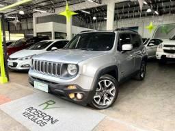 Jeep Renegade Longitude 1.8 flex Automatica