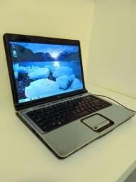 Título do anúncio: Notebook Hp Pavilion Intel Core 2 Duo
