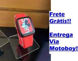 Smartwatch Com Jogos (AK76 PRO * Original) - Garantia! Frete Grátis! Poucas Unidades!