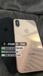 Título do anúncio: Vendo Iphone XS 256 Barbada!! Novinho!!