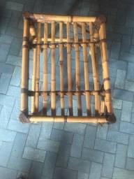 Mesa bambu