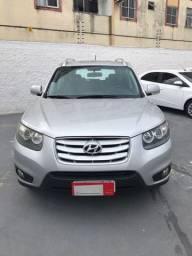 Hyundai Santa Fe 3.5 V6 Completa 4 pneus novos 5 lugares toda revisada