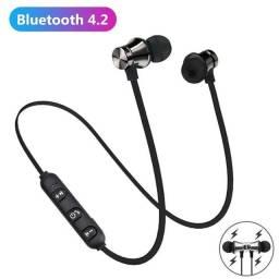 Fone de ouvido bluetooth intra-auricular