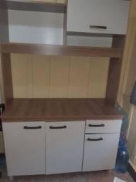 Armario de cozinha semi-novo, leia anúncio