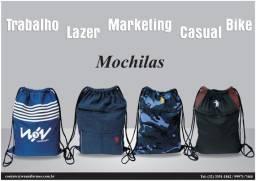 Mochilas Personalizadas com detalhes Diferenciados