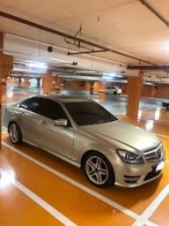 Mercedes C250 Sport kit AMG