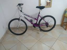 Bicicleta Caloi modelo snake