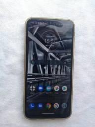 VENDO/TROCO Moto G8 plus 64G