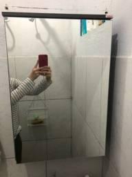 Título do anúncio: Espelheiro para banheiro semi novo