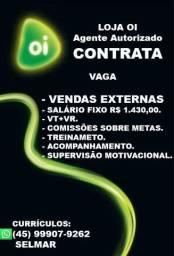 Vendedor (a) externo