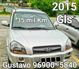 Tucson 2015 Gls 35 mil Km Pneus zero Oportunidade