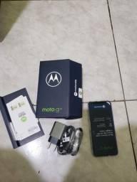 Título do anúncio: Motorola Lenovo moto g 10 64GB 4 de ram pra hoje