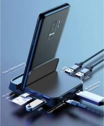 Docking HUB Smartfone BASEUS<br>