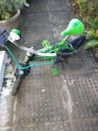 Bicicleta infantil personalizada