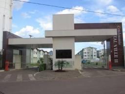 Condomínio Total Ville II: Vende-se Apartamento 2 Quartos,Todo No Porcelanato,Com Móveis
