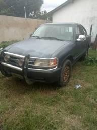 Vende-se S10 gasolina - 1995