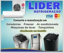 Assistência Técnica de Refrigeração