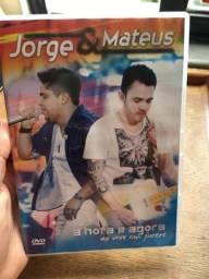 Dvd Jorge e Mateus