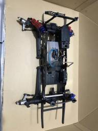 Chassis Automodelo Mad Force Kyosho