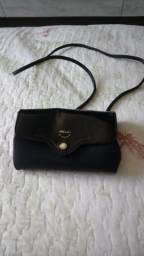 Bolsa de couro da arezzo