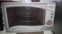 Vendo forno elétrico Nardelli 44 litros